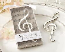 Bomboniera Regalo Apribottiglie Tema musica sinfonia Bella chiave di violino