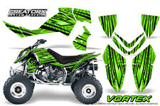 POLARIS OUTLAW 450 500 525 2006-2008 GRAPHICS KIT CREATORX DECALS VORTEX BG