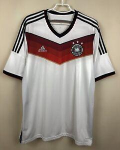 NATIONAL TEAM GERMANY 2014/2015 HOME JERSEY SHIRT FOOTBALL SOCCER MAILLOT TRIKOT