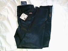 New!  WHITE HOUSE BLACK MARKET Hunter green Saint Honore Skimmer jeans Size 0