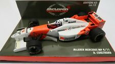McLaren COLLECTION #15 MP 4/11 Mercedes 1996 D. Coulthard Minichamps 1:43