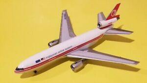 Aeroclassics 1:400 Malaysian Airline System DC-10-30 9M-MAS Rare