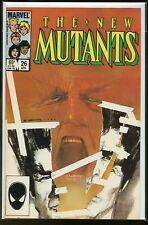 LOT OF 5 COPIES NEW MUTANTS #26 VF/NM 9.0 1st FULL LEGION 1985 MARVEL COMICS