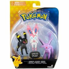 Pokemon Action Pose Figures 3 Pack Assortment D3
