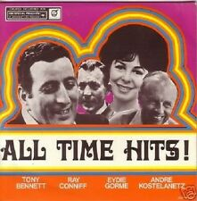 """TONY BENNETT/RAY CONNIFF/E GORME -ALL TIME HITS! - 7"""" EP,CABARET,HELLO DOLLY.."""