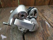 vintage Campagnolo Chorus rear derailleur silver 8 speed short cage