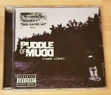 PUDDLE OF MUDD 'COME CLEAN' - CD ALBUM