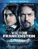 Victor Frankenstein (2015) [Blu-ray] Blu-ray