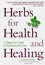 Herbs for Health and Healing-ExLibrary