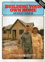 Building Your Own Home, Armor, Murray, Very Good, Paperback