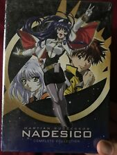 Martian Successor Nadesico: The Complete Collection DVD NEW and SEALED