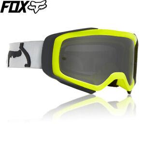Fox Air Space Enduro Bike Goggles - Grey / One Size
