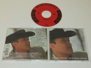 JIMMY Dean – Big Bad John / Bear Family Records – Bcd 15 723 Ah CD Album