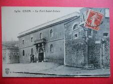 LYON  :  Le Fort St-Irénée........VO1914.