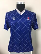 Chelsea Home Football Shirt Jersey 1987-1989 (M)