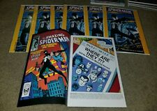 1 Marvel Comics Amazing Spider-man 252 NM+ Niagara Falls Canada Promo book 11/07