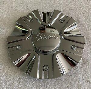 Gazario Wheels Chrome Center Cap NEW Part # W558-2295-CAP