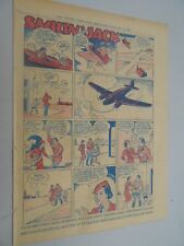 Sunday Comics- Feb.3rd1935- The Oregonian- Smilin' Jack - Polly & Her Pals