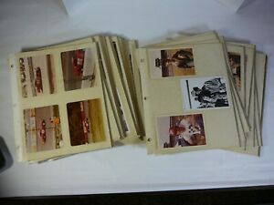 Vtg Lot 1970's Stock Car Racing Race Photos ASA Daytona Mark Martin Dick Trickle