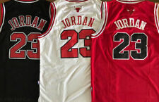 Michael Jordan #23 Chicago Bulls Men's & Youth Black/White/Red Stitched Jersey