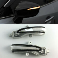 LED Side Mirror Sequential Turn Signal Light For Mazda CX-3 16-19 CX-4 17-19