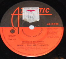 MIKE & THE MECHANICS : Don't / Seeing is Believing 7 inch RECORD