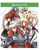 BlazBlue: Chrono Phantasma EXTEND Xbox One/series x Game Disc Only T-kids Rpg