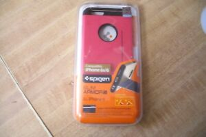Spigen Apple iPhone 6 /6S [Slim Armor]Case Cover Shockproof SGP10962 Azalea Pink