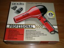 Andis Professional Hair Dryer 1600 Watts New