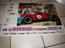 IL GRANDUCA E MISTER PIMM,AUTO CAR, FORD ,1 EDIZ.1963 LANGE