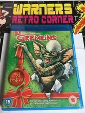 Gremlins Festive Edition Movie Film 🎥 blu ray region B