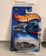 Lotus Sport Elise #36 * ZAMAC * 2004 Hot Wheels * D28
