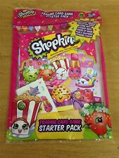 Topps Shopkins Series 1-4 Trading Cards Starter Pack - Binder + Much More
