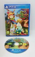 The Last Tinker: City of Colors Video Game for Sony PlayStation 4 PS4 PAL TESTED
