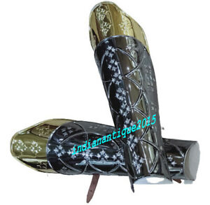 New Medieval Arm Guard Stainless steel Armor Halloween Costume