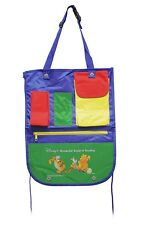 Darling Seat Back Winnie the Pooh Kids Car Organizer Disney NEW