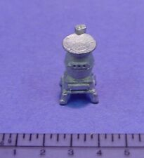 O/On3/On30 1/48 SCALE WISEMAN MODEL SERVICES DETAIL PART: #O145 POT BELLY STOVE
