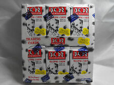 DISNEY 101 DALMATIANS SEALED BOX OF TRADING CARDS, 36 packs by Fleer/Skybox