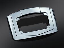 Kuryakyn License Plate Frame for Honda Goldwing GL1800 & F6B Chrome