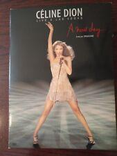 Coffret 2 CD Céline Dion Live à Las Vegas A New Day