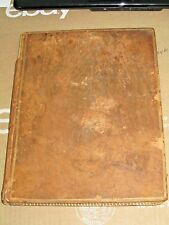 1789 Angleterre Ancienne ,ancient England manners, weapons, dress ATQ  in FRENCH