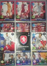 Nordic Edition Set 12 Cards Ceska Republika Adrenalyn XL Road To UEFA Euro 2016