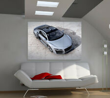 Audi R8 Concept big huge cars photo wall poster print fb522