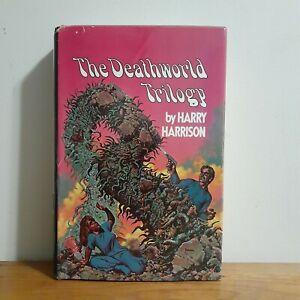 The Deathworld Trilogy Novel by Harry Harrison 1968