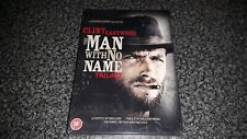 The Man With No Name Trilogy Clint Eastwood 3 x DVD Dollars, Good, Bad and Ugly