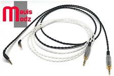 B&W p7 Bowers & Wilkins P5/7/9 headphone cable upgrade, balanced audiophile