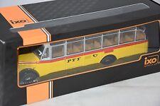 IXO IXOBUS003 - Saurer L4C bus - 1959  PTT  1/43