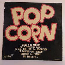 "33T The MUSIC SWEEPERS Disque LP 12"" SONG'S PARADE -POP CORN - LES TRETEAUX 6055"