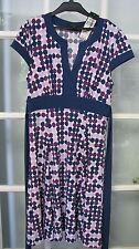 BCBG Nordstrom ladies Small petite dress  polka dot pullover womens NWT $160 SP
