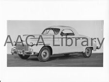 1946 Dodge D24 Deluxe Series Coupe, Factory Photo (Ref. # 38561)